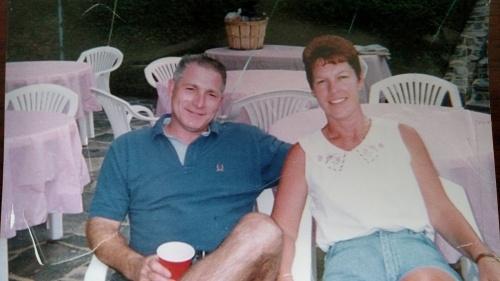 Stu and Barb Schmidt