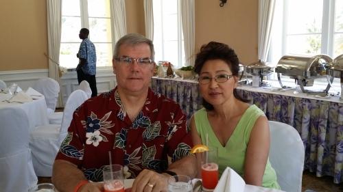 David & Sue Trykowski